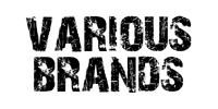 VARIOUS BRANDS