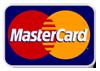 Wir akzeptieren Zahlungen per Kreditkarte