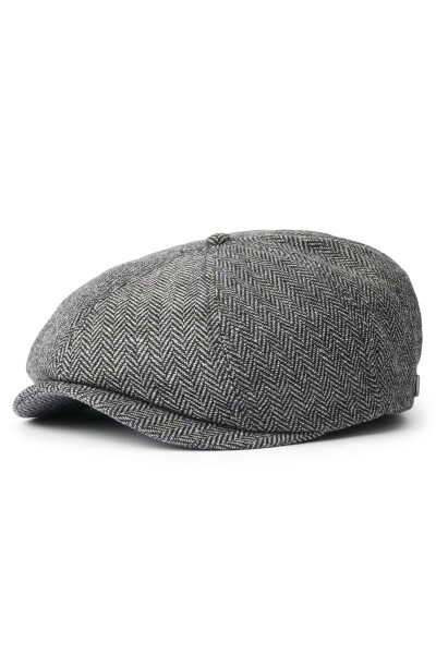 Brixton Cap Brood Grey/Black
