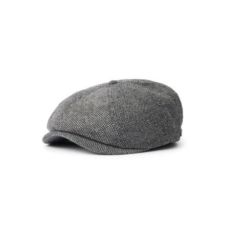 Brixton Cap Brood Grey/Black