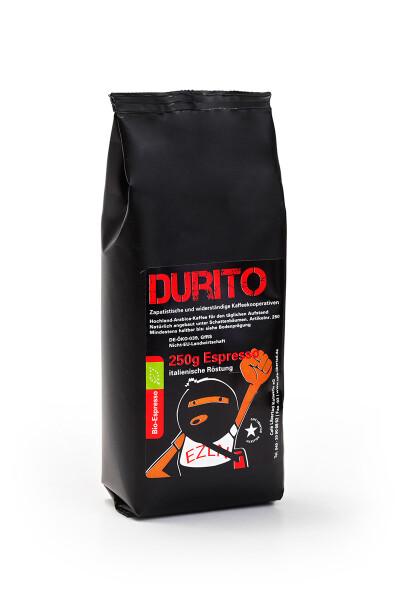 Cafe Libertad Bio Espresso Rebel Dia Durito 250g