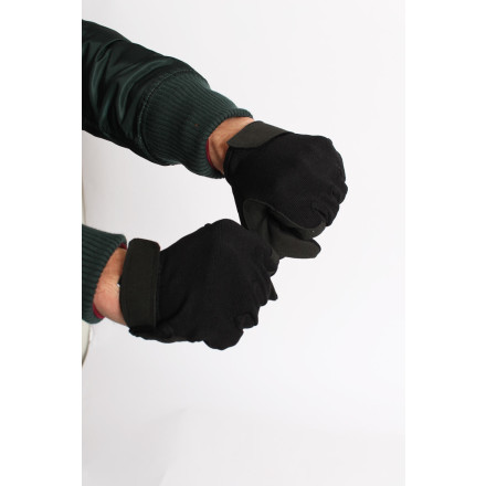 Gloves Touch Black