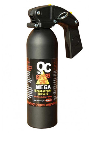 Pepper Spray OC5000 400ml Breitstrahl