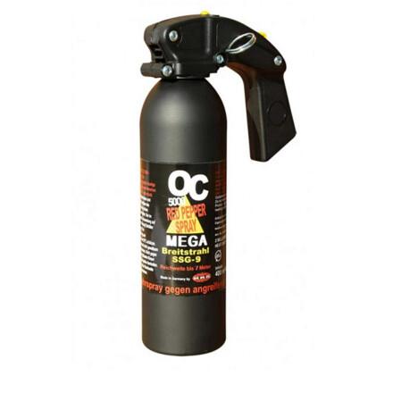 Pepper Spray OC5000 400ml Breitstrahl