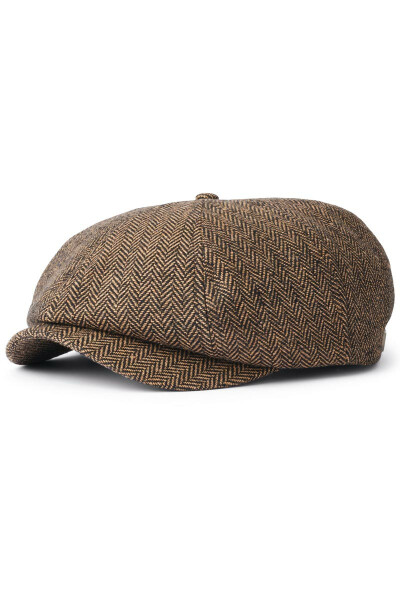 Brixton Cap Brood Brown/Khaki XL