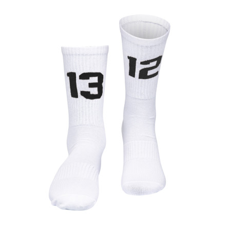 Sixblox. Socks 1312 White Black