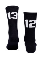 Sixblox. Socks 1312 Black White