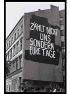 True Rebel Poster Volkszählung DinA2