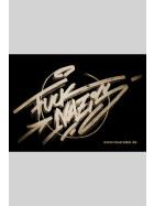 Sticker FCK NZS Tag (A7, 25Stck)