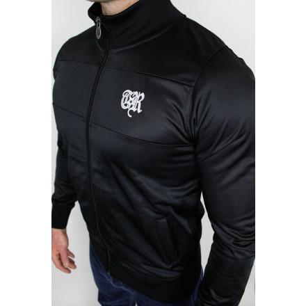 True Rebel Track Jacket TR Black
