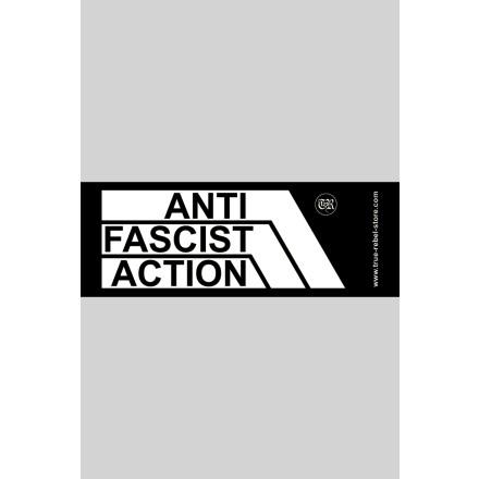 Sticker AFA (DinA7 long, 25 Stck) Black