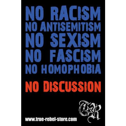 True Rebel Poster No Discussion A2