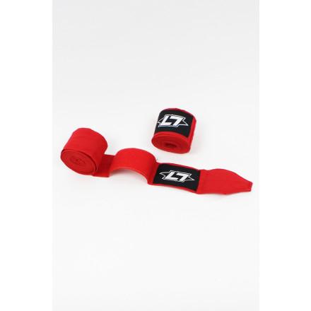 Less Talk Handwraps Icon Red 460cm