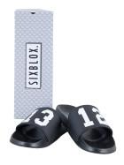 Sixblox. Badelatschen 1312 Black