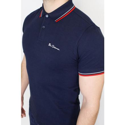 Ben Sherman Polo Shirt Signature Dark Navy