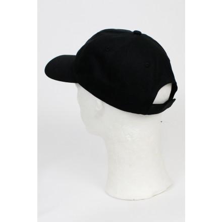 True Rebel Cap TR Classic Logo Black