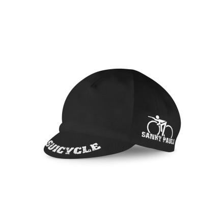 Suicycle Road Cap Classic Black