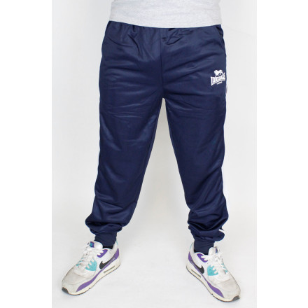 Lonsdale Track Pants Gosfield Navy