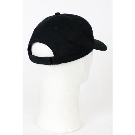 True Rebel Cap FCK NZS Black