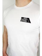 True Rebel T-Shirt AFA 2.0 Pocket Print White