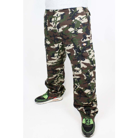 Dickies Pant Eagle Bend Camouflage