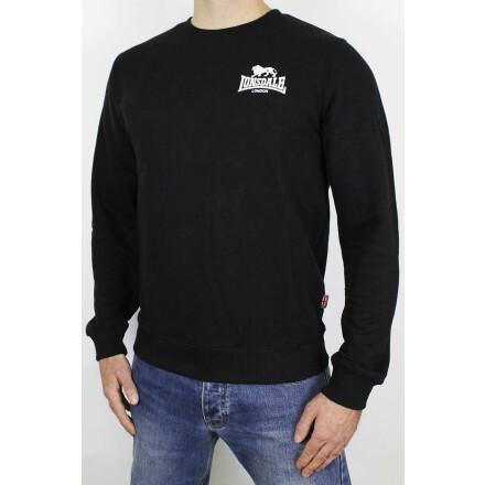 Lonsdale Sweater Longridge Black