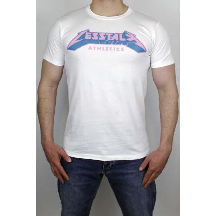 Less Talk T-Shirt Creeping Death White