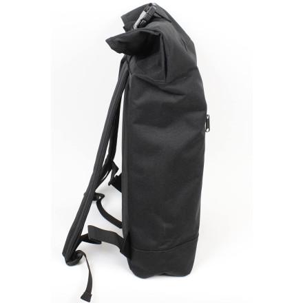 True Rebel Roll Top Bag TR Black