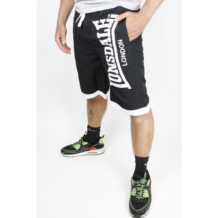 Lonsdale Shorts Clennell Black