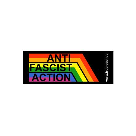 Sticker AFA (DinA7 long, 25 Stck) Rainbow