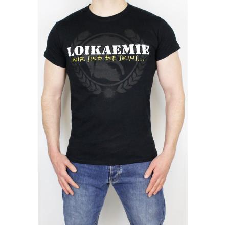 Loikaemie T-Shirt The Original Black