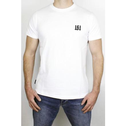 True Rebel T-Shirt 161 Classic White