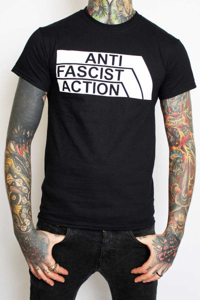 True Rebel T-Shirt AFA 2.0 Black