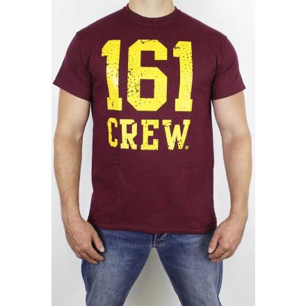 True Rebel Shirt 161 Burgundy