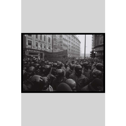 True Rebel Poster Hafenstrassen Demo 1987 #1