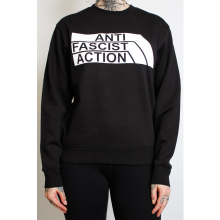 True Rebel Sweater AFA 2.0 Black