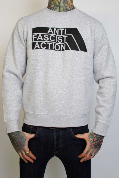 True Rebel Sweater AFA 2.0 Grey