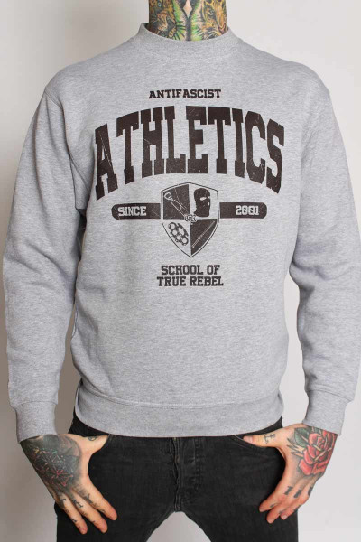 True Rebel Sweater Athletics Grey