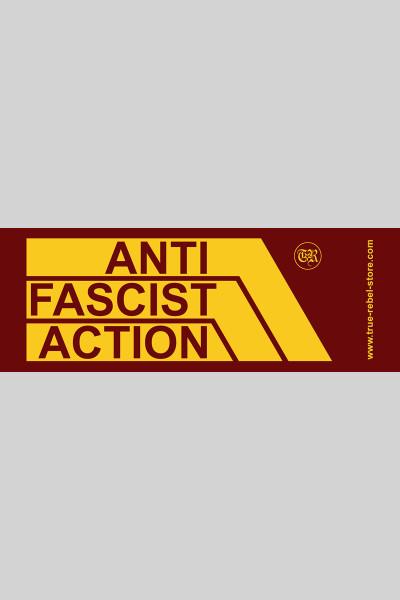 Sticker AFA (DinA7 long, 25 Stck) - Brown