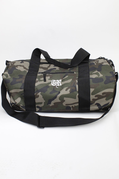 True Rebel Barrel Bag TR Camo