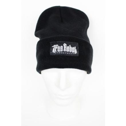 True Rebel Beanie Mask Black
