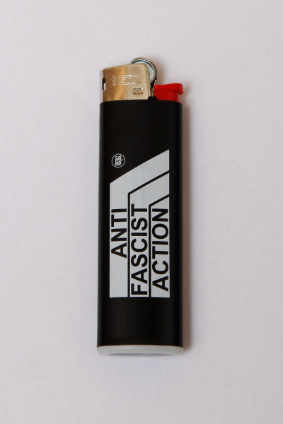 True Rebel Lighter AFA 2.0 BIC Slim Black
