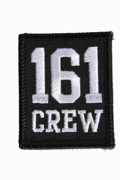 True Rebel Patch 161 Crew Black