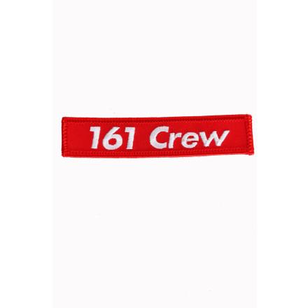 True Rebel Patch 161 Crew Red