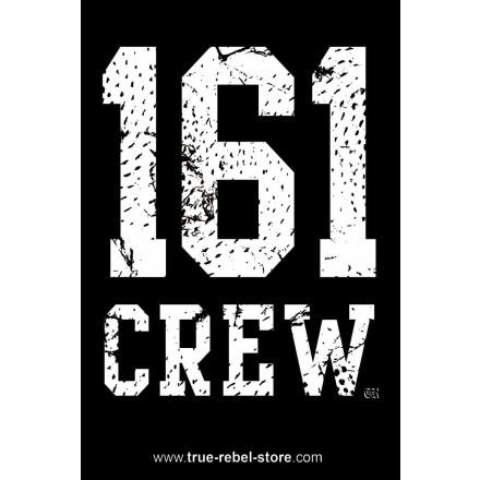 Sticker 161 CREW (25 Stck, A7)