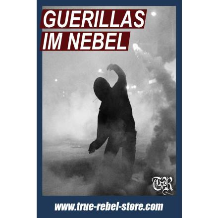Sticker Guerillas Im Nebel (A6, 20Stck)