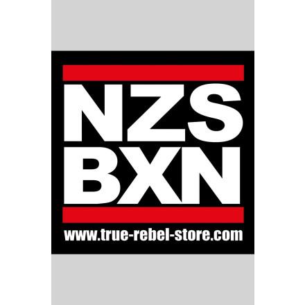 Sticker NZS BXN (25 Stck, 10x10cm)