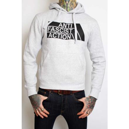 True Rebel Hoodie AFA 2.0 Grey