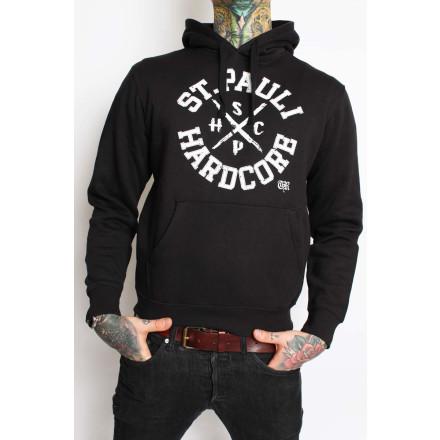 True Rebel Hoodie SPHC Black