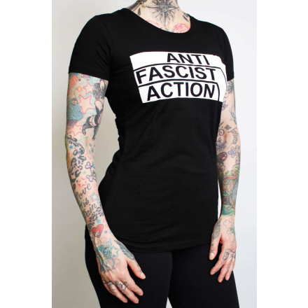 True Rebel Ladies Shirt AFA 2.0 Black